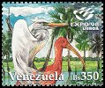 Cl: Scarlet Ibis (Eudocimus ruber)(Repeat for this country)  SG 3504 (1998) 475