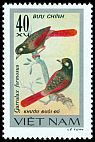 Cl: Red-winged Laughingthrush (Garrulax formosus) SG 188 (1978) 55