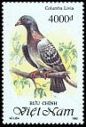Cl: Rock Pigeon (Columba livia) SG 1730 (1992)  [11/6]
