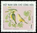 Cl: Japanese White-eye (Zosterops japonicus) SG 745 (1973) 160