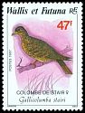Cl: Friendly Ground-Dove (Gallicolumba stairi) <<Colombe de Stair>>  SG 522 (1987) 170