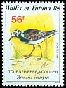 Cl: Ruddy Turnstone (Arenaria interpres) <<Tournepierre à collier>>  SG 523 (1987) 210