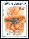 Wallis and Futuna <<R&acirc;le tiklin>> SG 524 (1987)