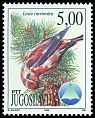 Cl: Red Crossbill (Loxia curvirostra)(Repeat for this country)  SG 3142 (1998) 230