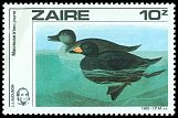 Cl: Black Scoter (Melanitta nigra)(Out of range)  SG 1239 (1985)