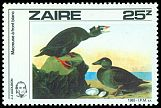 Cl: Surf Scoter (Melanitta perspicillata)(Out of range and no other stamp)  SG 1241 (1985)