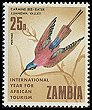 Cl: Southern Carmine Bee-eater (Merops nubicoides) SG 150 (1969) 150 [5/36]