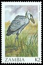 Cl: Shoebill (Balaeniceps rex)(Repeat for this country)  SG 499 (1987)