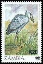 Cl: Shoebill (Balaeniceps rex) SG 502 (1987) 210