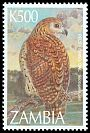 Cl: Pel's Fishing-Owl (Scotopelia peli) SG 770 (1997) 50