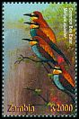 Cl: European Bee-eater (Merops apiaster)(not catalogued)  (2001)